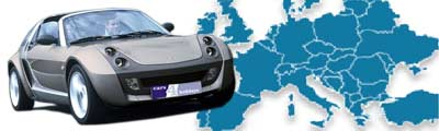 Car Hire in Spain and Portugal